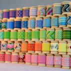 Washi Tape Assortment by Sticker Stop - Washi tape in a rainbow of colors is sure to inspire craft projects all summer long.