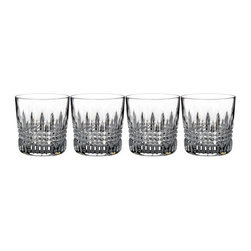 Waterford Crystal - Waterford Crystal Lismore Diamond 9oz Tumbler Set of 4 165028 - Waterford Crystal Lismore Diamond 9oz Tumbler Set of 4 165028  -  Size: 9oz  -  Don't Buy From An Unauthorized Dealer  -  Genuine Waterford Crystal  -  Fully Authorized U.S. Waterford Crystal Dealer  -  Stamped With The Waterford Seahorse Symbol Of Excellence