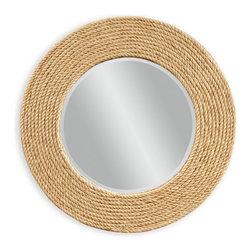 Bassett Mirror - Bassett Mirror Palmer Wall Mirror - Palmer Wall Mirror