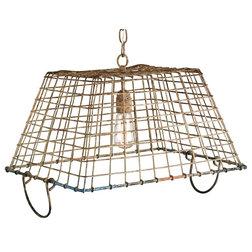 Farmhouse Pendant Lighting by Masins Furniture