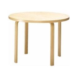 Artek - Artek   Table 90A - Design by Alvar Aalto, 1935.