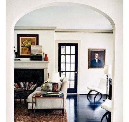 Design Inspiration: Black Doors