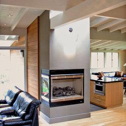 Fireplace -