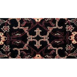 "Couristan - Everest Tabriz 3773-4876A-Midnight 2'2"" x 9 "" - Premium Single Stair Treads - Everest Tabriz 3773-4876A-Midnight 2.2 x 9 Inches Rug Depot Premium single Treads - Buy the amount of treads you require."