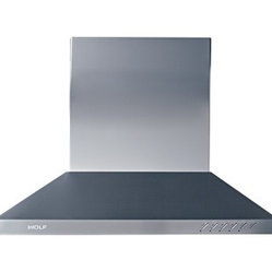"Wolf 30"" Cooktop Wall Hood"
