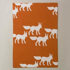 Contemporary Baby Bedding by Darling Clementine Shop
