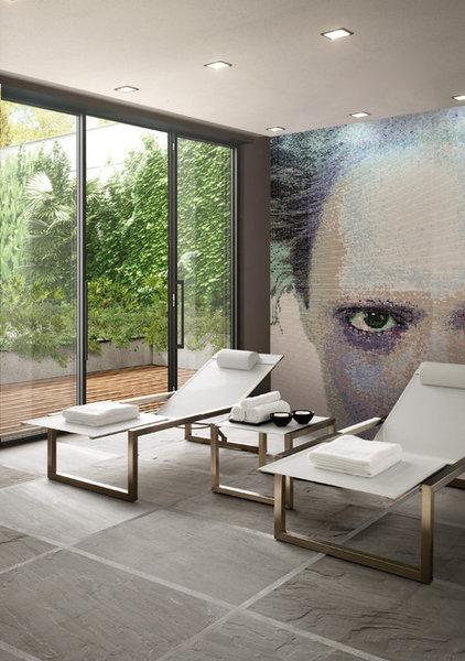 Modern Artwork by Horizon Italian Tile