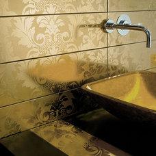 Contemporary Tile Domasco Pure Golden - Dune - 6x24 ceramic tile