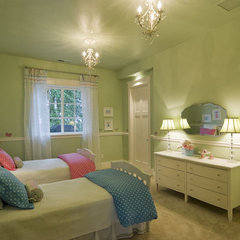 traditional bedroom by dC Fine Homes & Interiors