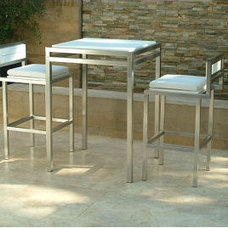 modern patio furniture and outdoor furniture by Simply Home Decorating