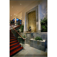 Tropical Staircase by K2 Design Group, Inc.
