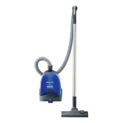 Panasonic - Panasonic Compact Canister Vacuum - This can-do canister will make vacuum duty at your place a breeze — literally! Despite its compact, lightweight design, it boasts a convenient blower function, plus 330 watts of suction power to get the job done.