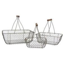 Contemporary Baskets by Hobby Lobby