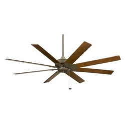 "Fanimation - Levon 63"" Ceiling Fan - Majestic Breezes await your home with this stylish eight bladed fan. The Levon, stylish and ""green"", it is now Energy Star rated !"