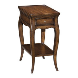 EuroLux Home - New Woodbridge Rococo Side Table French - Product Details