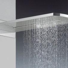 Modern Showerheads And Body Sprays by Plumbonline