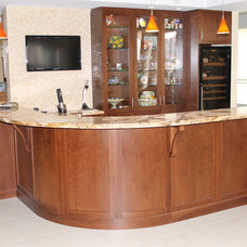 Contemporary  by Whitfield Woodwork