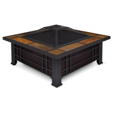 Craftsman Fire Pits by Shop Chimney