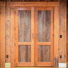 Rustic Closet by Turnipseed Construction, Inc.