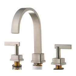 World Imports - World Imports SCRT400SN Schon Nickel Faucet - World Imports SCRT400SN Schon Satin Nickel Bath Faucet