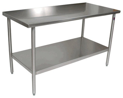 kitchen islands and kitchen carts by stainlesssteelstore.com