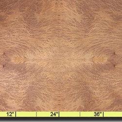 Oakwood Veneer - Redwood Burl - A sample of our Redwood burl.