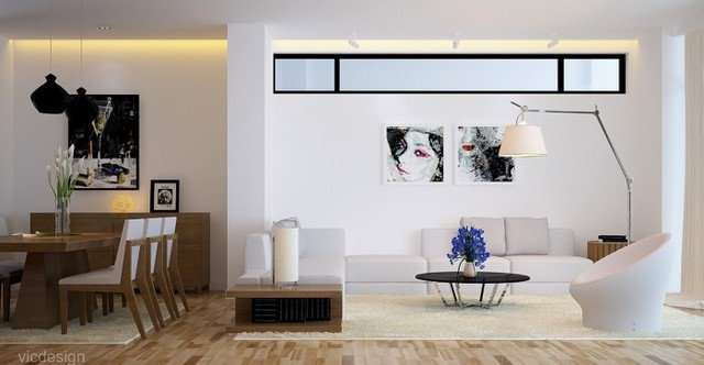 Amazing Interiors Design by Vic Nguyen