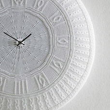 Eclectic Clocks by Generate Design