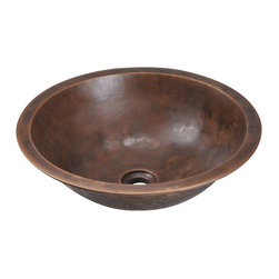 MR Direct - MR Direct 951 Single Bowl Bronze Bathroom Sink - Bronze is the new black in bathroom sinks. Elegant and understated, you'll love the beautifully aged patina and even more, it's easy to care for.