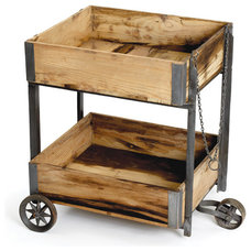 Industrial Bar Carts by Indeed Decor