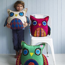 Contemporary Kids Decor by Graham and Green