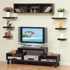 Modern Entertainment Centers And Tv Stands by usbeds.com