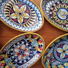 Mediterranean Kitchen Products by ITALIAN DECORATIVE ART by Romeo Cuomo