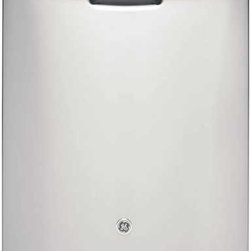 GE - GE Full Console Dishwasher Stainless Steel - Features: