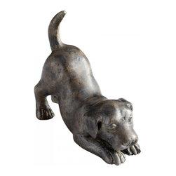 """Joshua Marshal - Painted Acid 4"""" Hershey Puppy Sculpture - Painted Acid 4"""" Hershey Puppy Sculpture"""