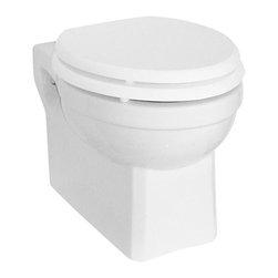 Burlington Wall Hung Toilet -
