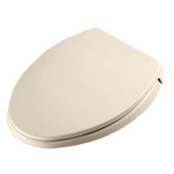 Toto - Toto SS114 Sedona Beige SoftClose Toilet Seat - Toto SS114#12 elongated bowl soft close toilet seat sedonia beige