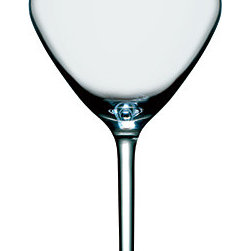 Holmegaard - Holmegaard Perfection White Wine Glass - Holmegaard - For the first time ever Sommeliers can choose a Holmegaard glass created to be a professional wine glass. The range has been created by experts who know what a wine glass should do and at the same time pays tribute to Holmegaard's tradition of strong, timeless design.