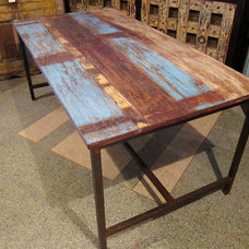 Rustic Dining Tables by Etsy