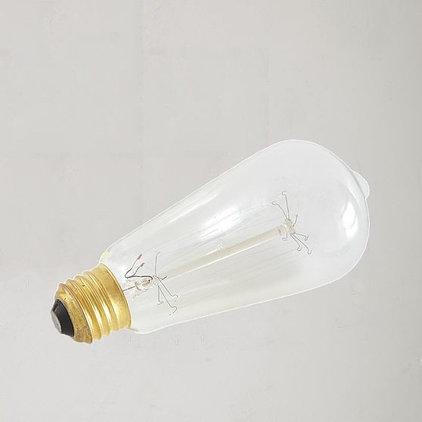 Modern Incandescent Bulbs by West Elm