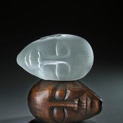 Art glass sculpture-ANTIDOTE -