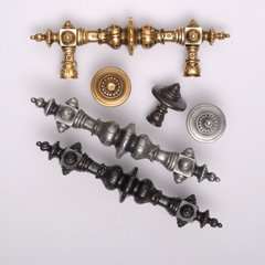 traditional hardware by Notting Hill Decorative Hardware