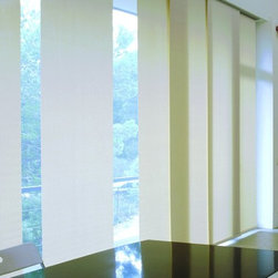 Sliding Panels - Sliding Panels - Offering style, sun control and privacy!