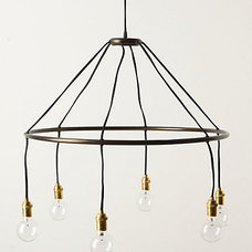 Modern Chandeliers by Anthropologie