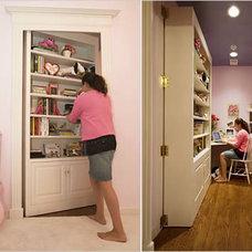 10 Coolest Hidden Doors and Secret Passageways - Oddee.com (hidden doors)