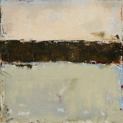Just The Way He Likes It (Original) by Jacquie Gouveia - This Mark Rothko inspired pairing can hang with any decor.