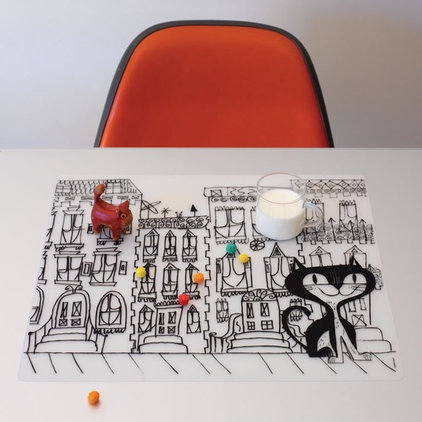 Eclectic Placemats by Design Public