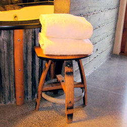 "Bar Stools & Chairs - The Mini. 18"" height."