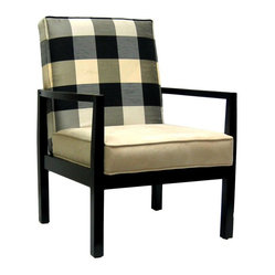 Stratford Upholstered Occasional Living Room Armchair