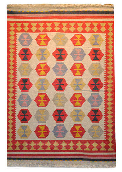 eclectic rugs by Overstock